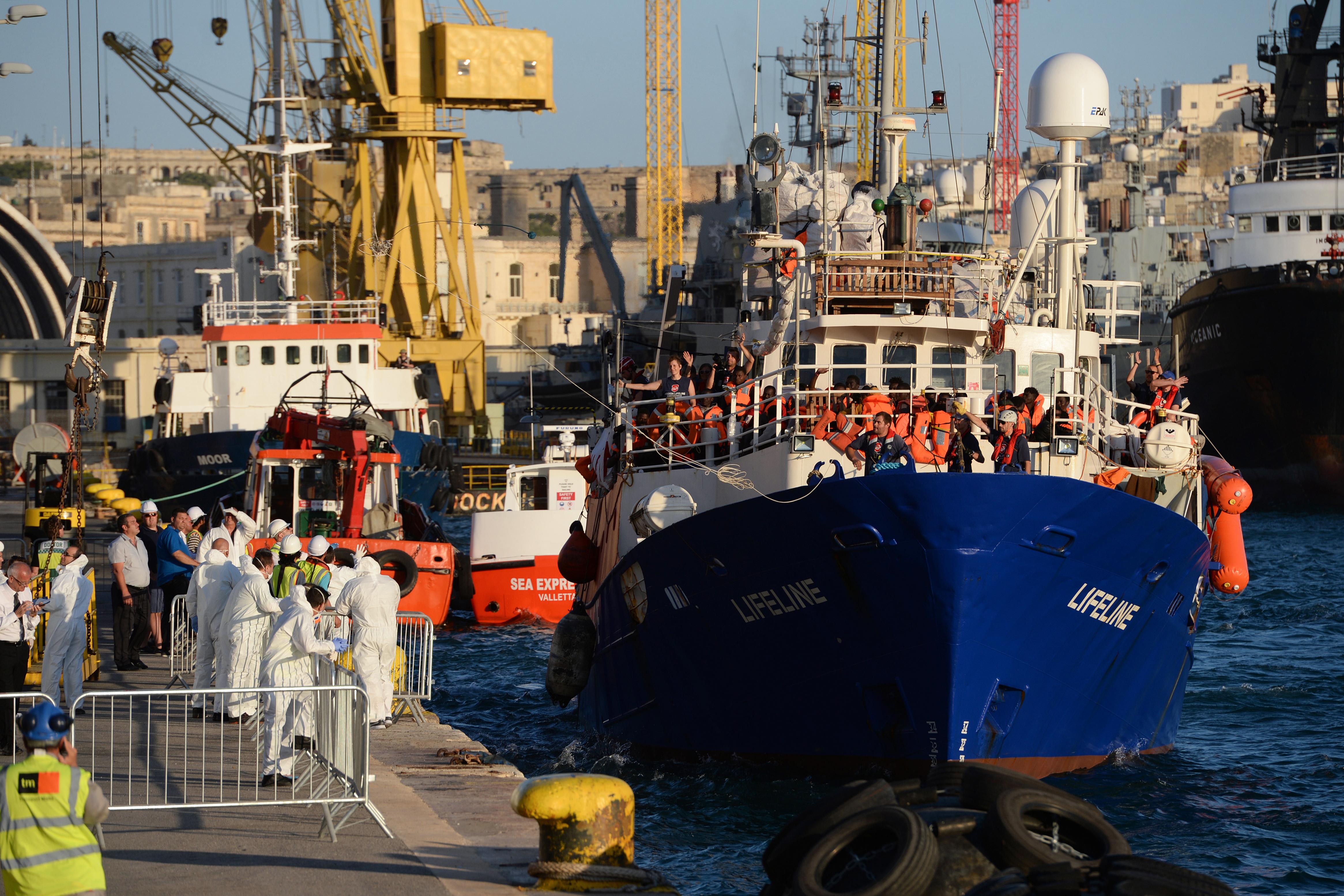 migranten lifeline