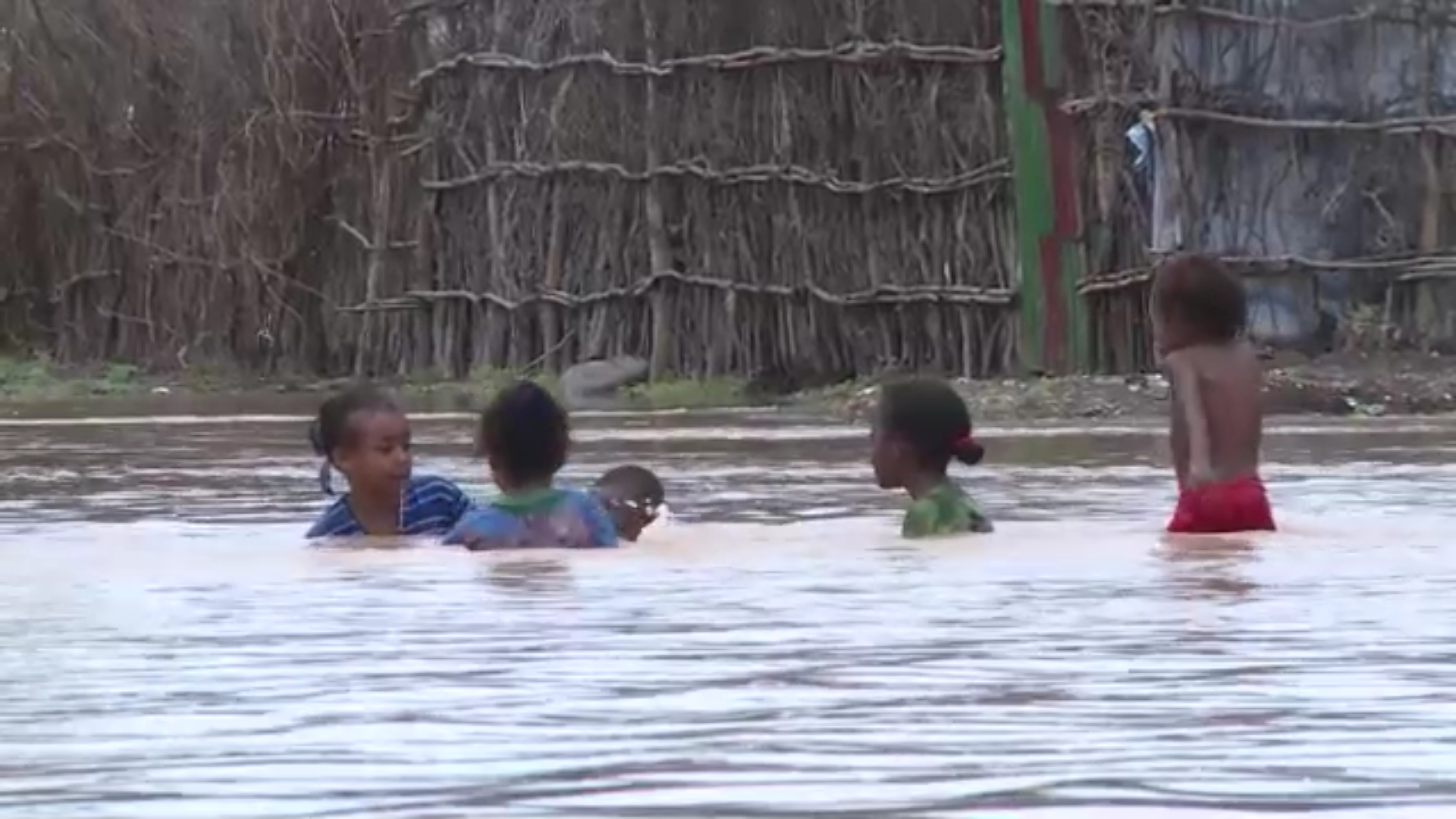 Kenia overstromingen