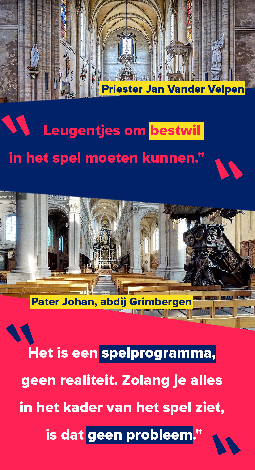Quote priesters
