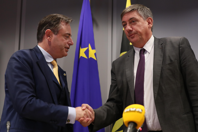 Jan Jambon - Bart De Wever