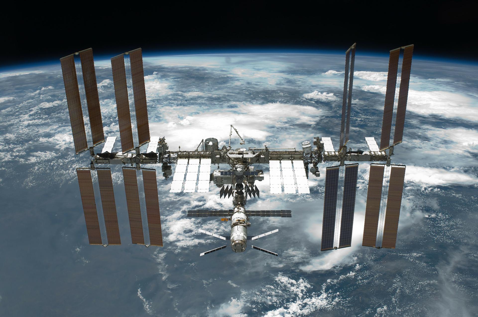 Internationaal Ruimtestation ISS