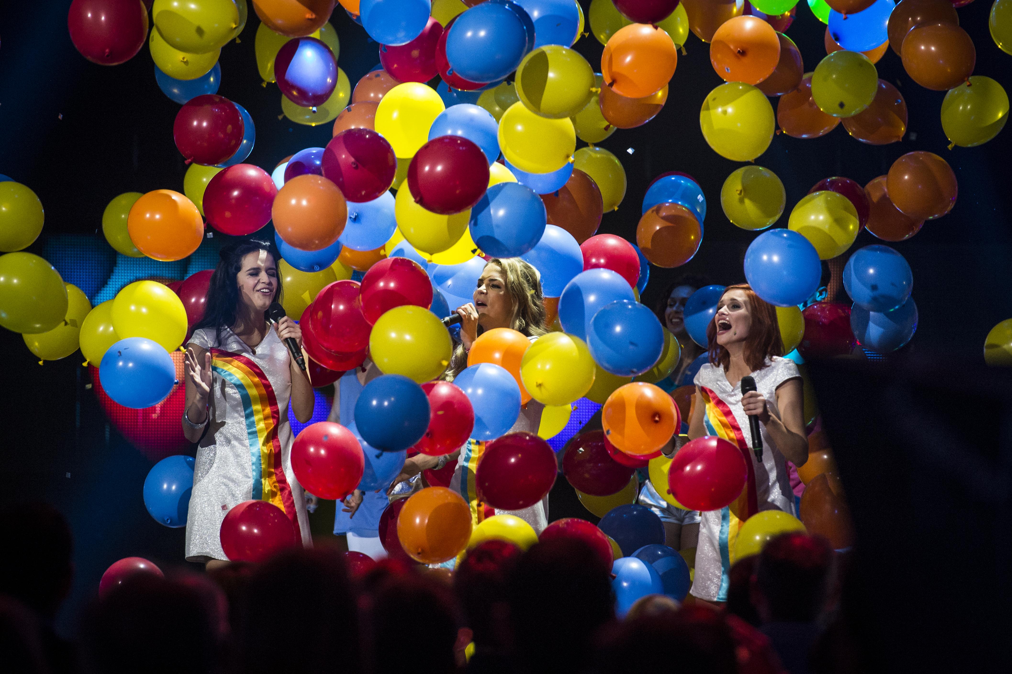 K3 luchtballonnen