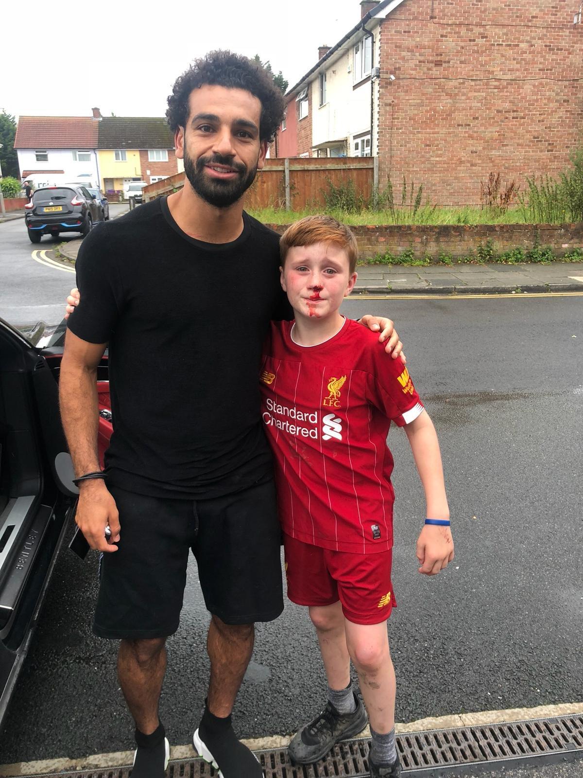Mo Salah fan