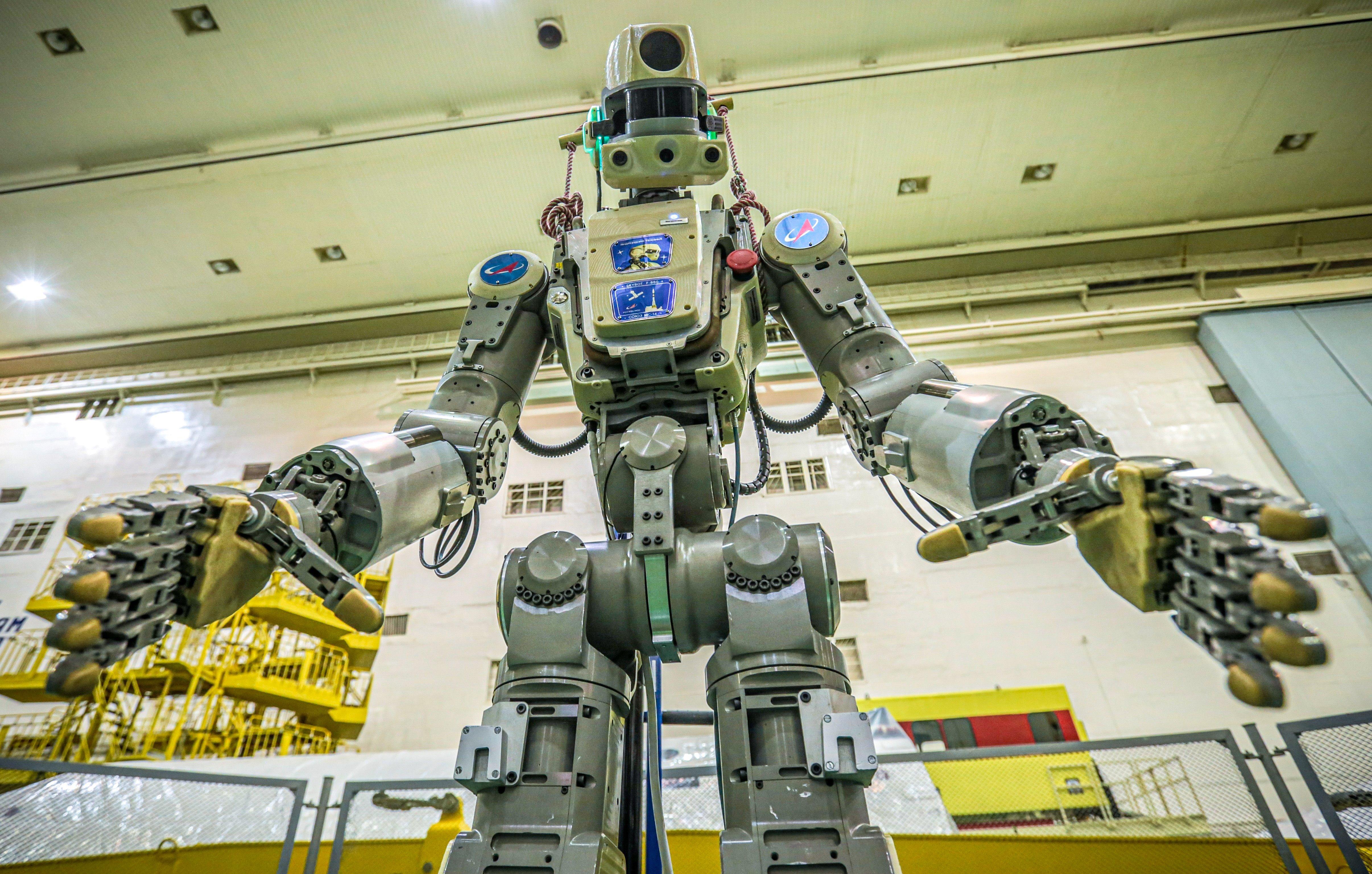 Robot Fiodor