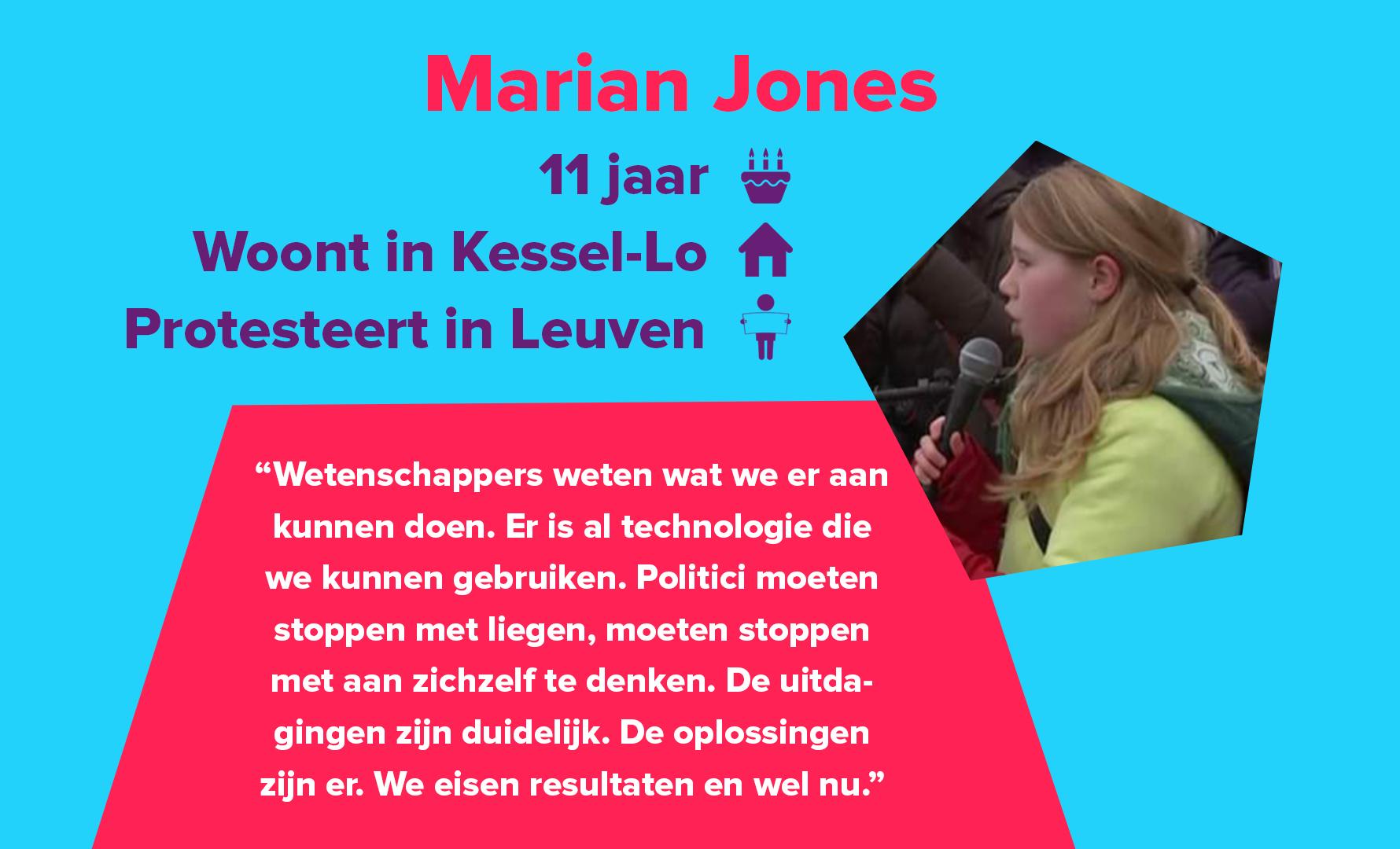 Marian Jones