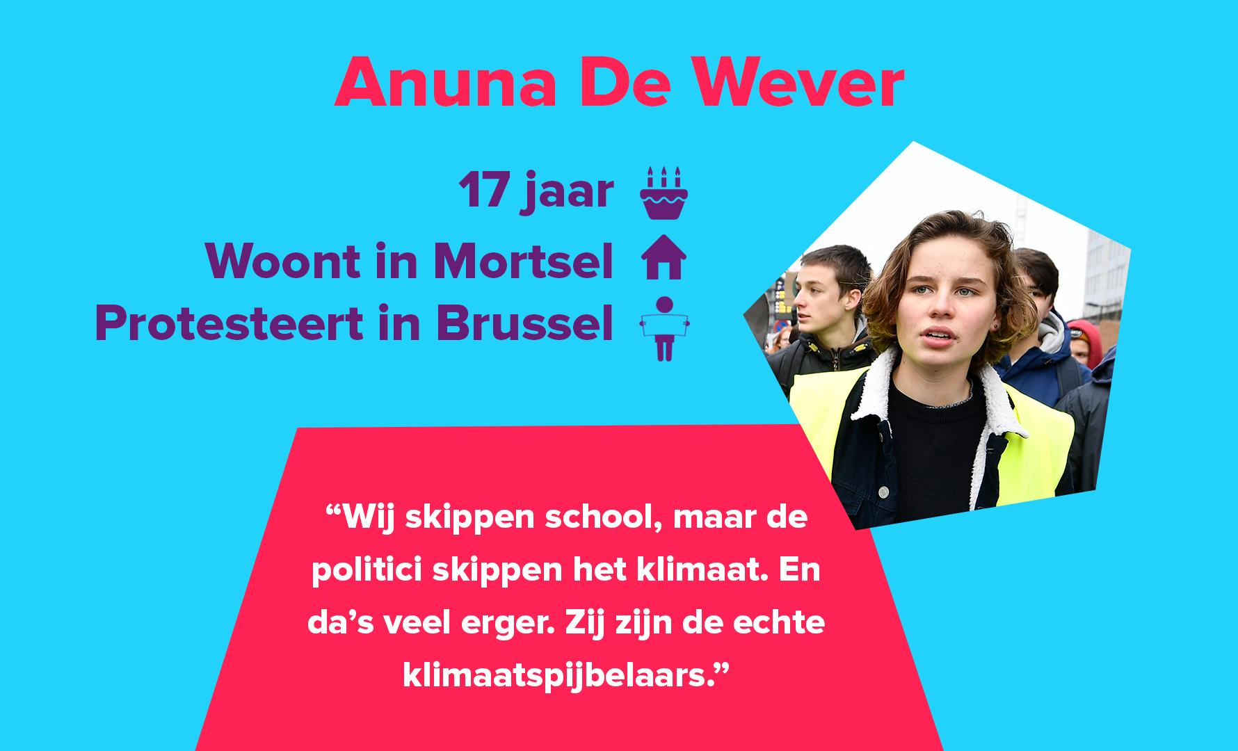Anuna De Wever
