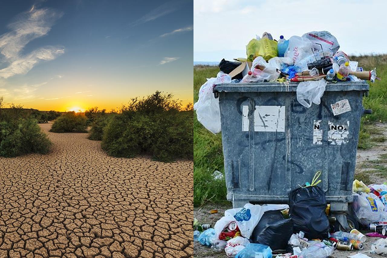 milieu of klimaat