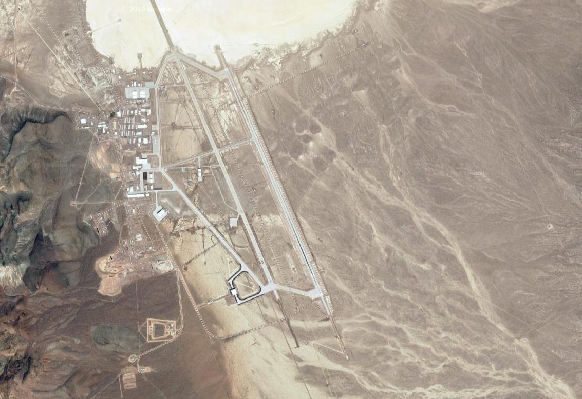 Mensen willen aliens vinden op Area 51