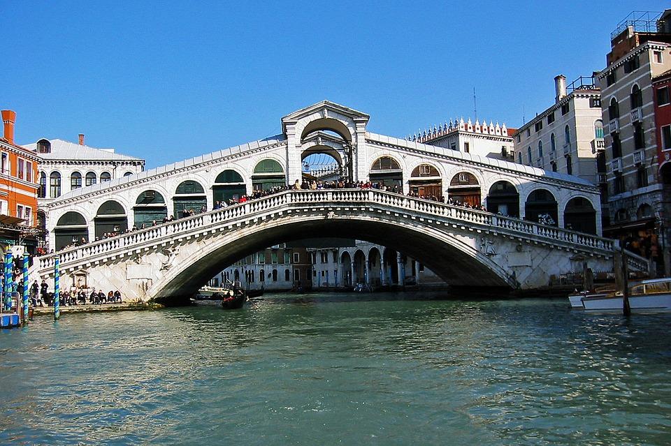 brug Venetië