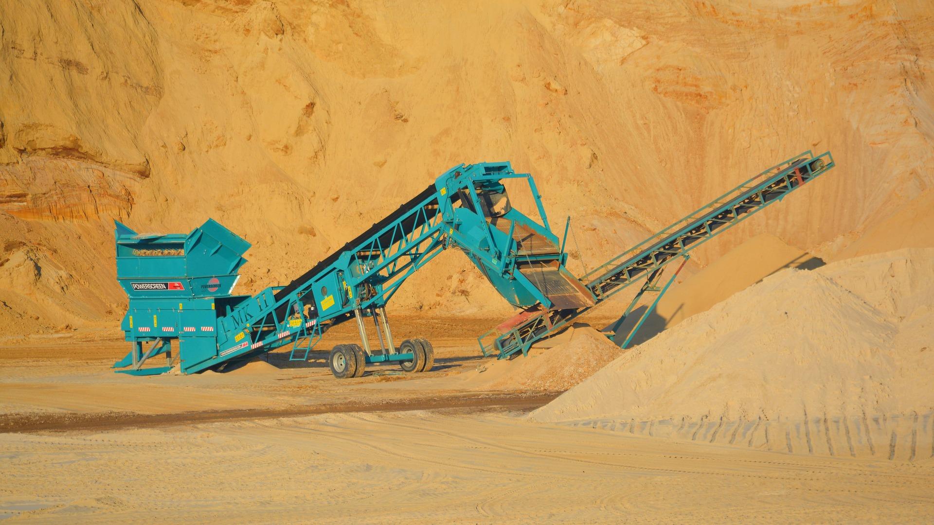 zand machine