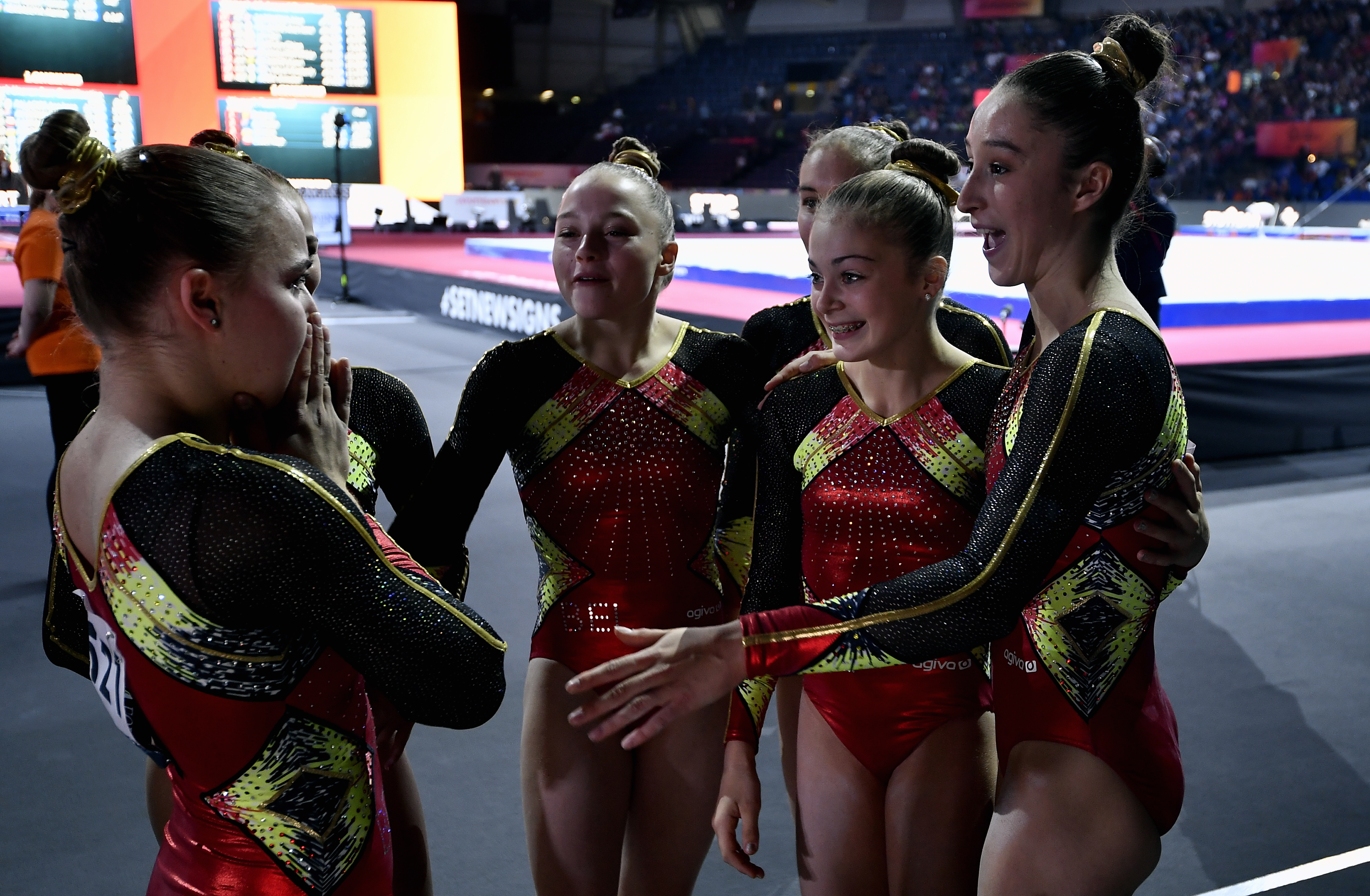 team belgium blij
