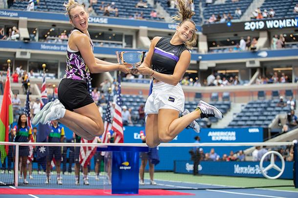 Elise Mertens US Open