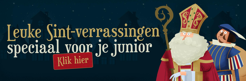 Ontdek hier leuke Sint-verrassingen voor je junior!