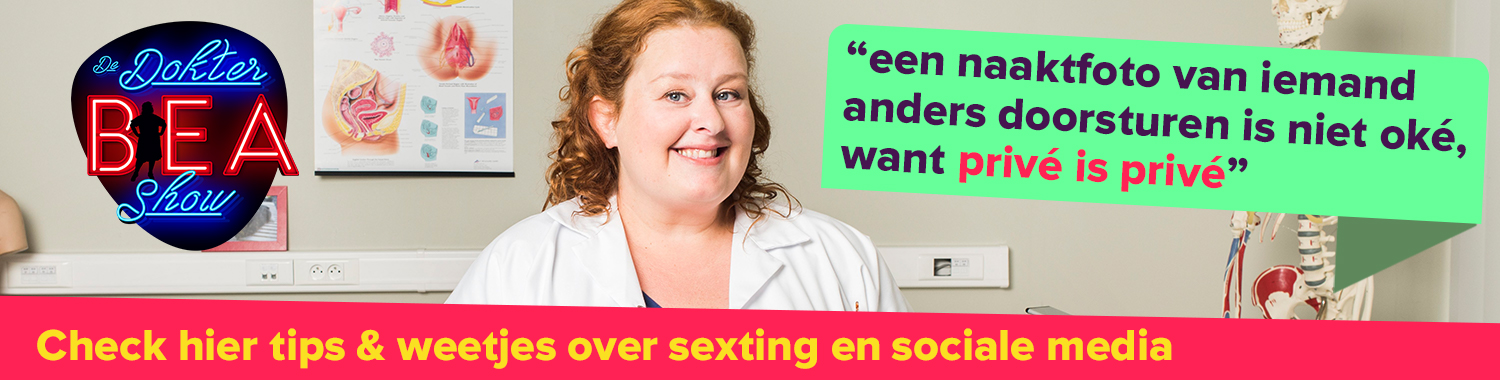 Tips en weetjes over sexting