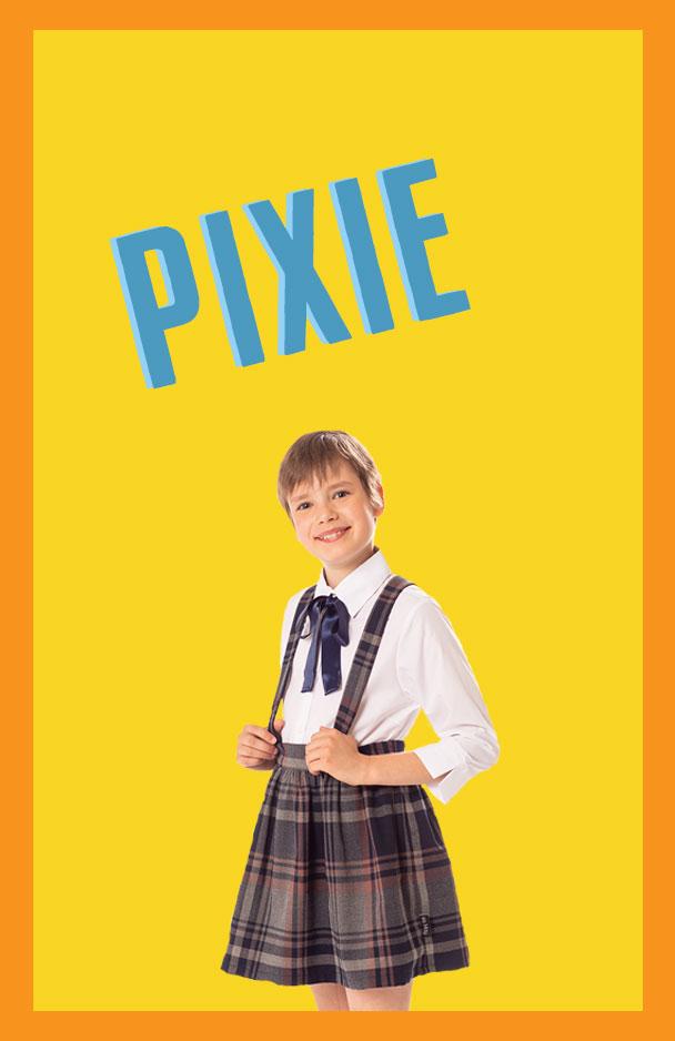 wie is pixie