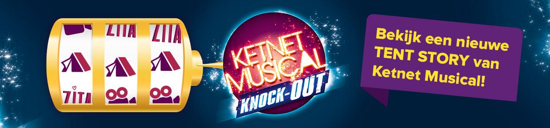 Kijk een gloednieuwe Tent Story van Ketnet Musical