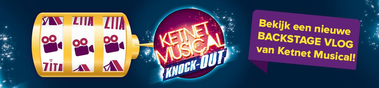 Kijk de nieuwe Backstage Vlog van Ketnet Musical