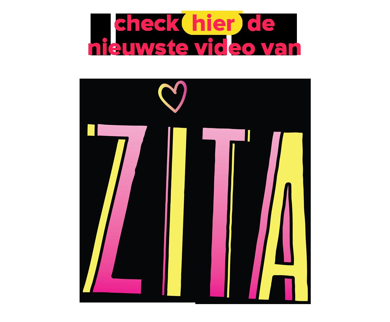 Check hier de nieuwste video van Zita