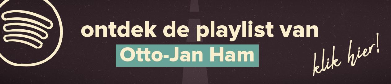 Ergens onderweg met Otto-Jan Ham