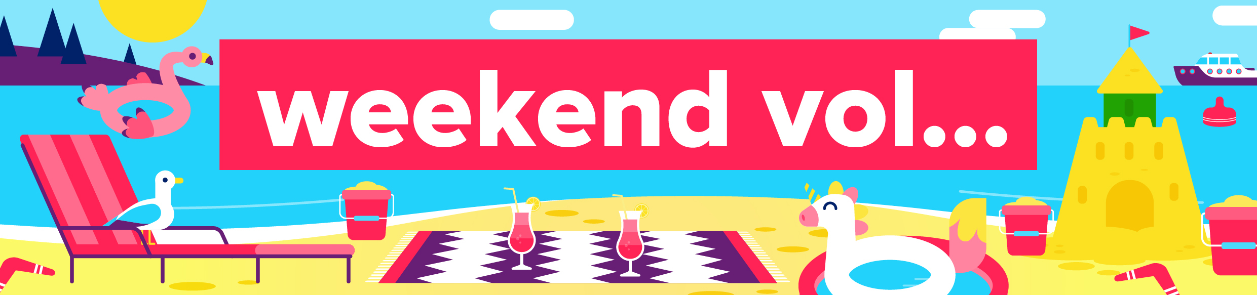 Een weekend vol