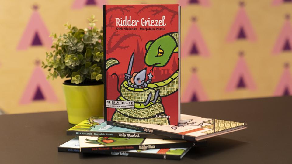 Ridder Muis boekenpakket