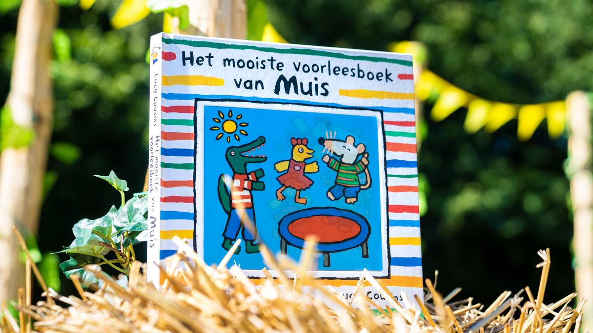 Het grote voorleesboek van Muis